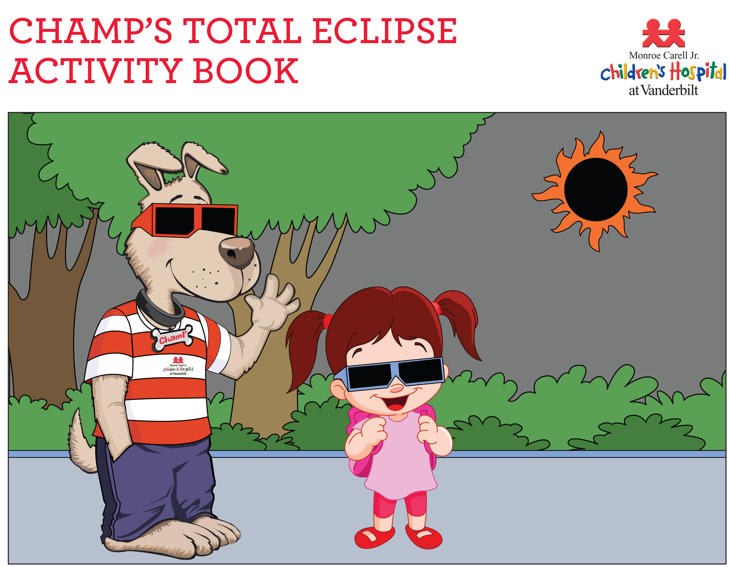free printable kids eclipse activity book - Book For Free For Kids