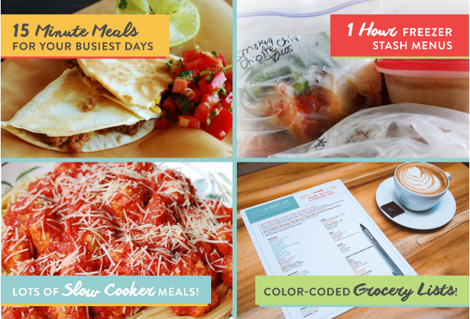 Get the Eat at Home Menu-Planning Service for as low as $1.21 per Week!