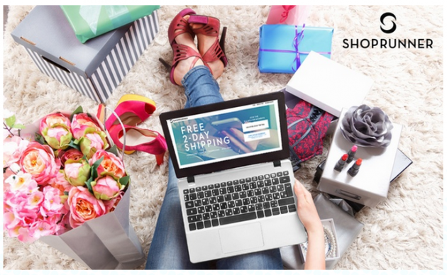 Free 1-Year ShopRunner Membership!