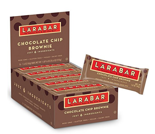 Amazon.com: Larabar 16-Count Packs as low as $9.97 shipped!