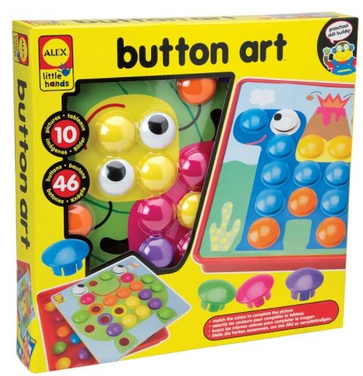 Amazon.com: ALEX Toys Little Hands Button Art Set for just $8.54!