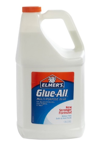 Amazon.com: Elmer's Glue-All Multi-Purpose Liquid Glue Gallon for just $9.99 {Perfect for Homemade Slime!}