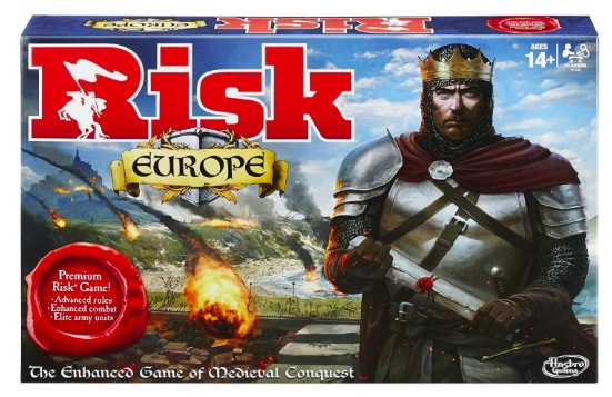 Amazon.com: Risk Europe Game only $19.99!