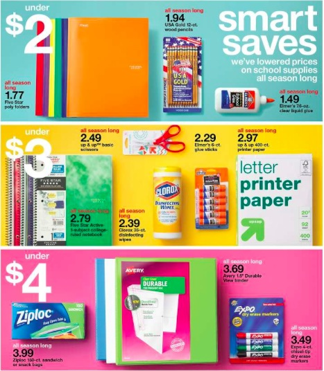 bc161cd6f8 Here are the best back to school deals at Target for the week of August 13