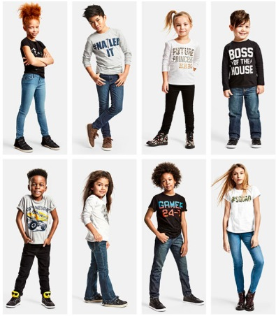 The Children's Place: All Basic Denim just $6.99 + Free Shipping!