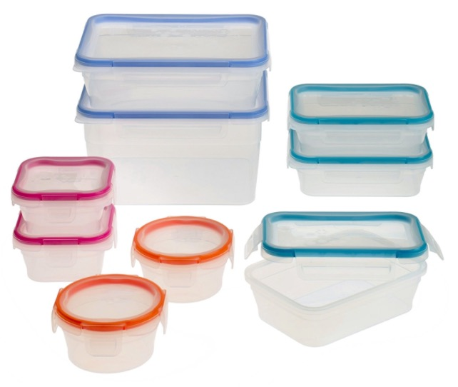 Amazon.com: Snapware 18-Piece Total Solution Food Storage Set for just $14.88!
