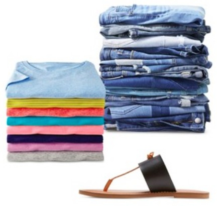 Target Cartwheel: Extra 20% off Clearance Apparel, Swimwear & Shoes!