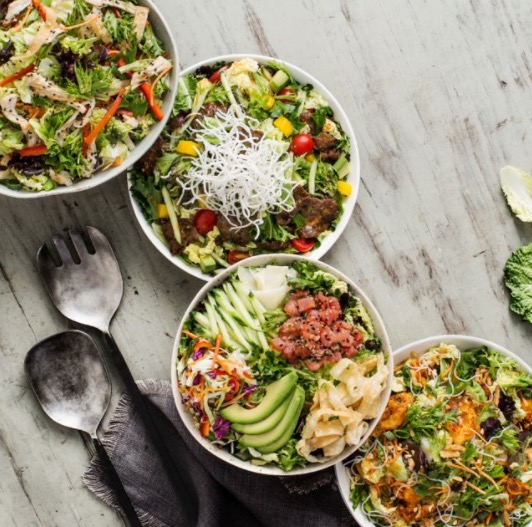 Pei Wei: Buy one, get one free salad bowls