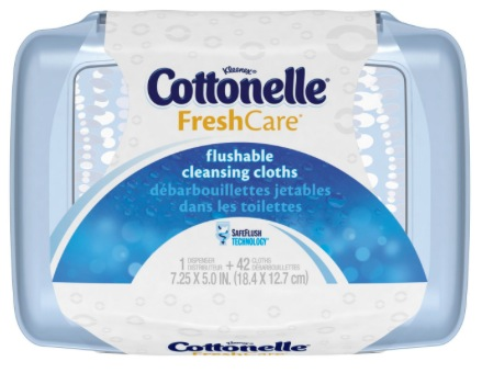 Target: Cottonelle Wipes only $0.89!
