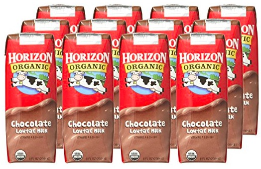 Amazon.com: Horizon Organic Low Fat Organic Chocolate Milk Boxes, 12-pack just $9.67 shipped!