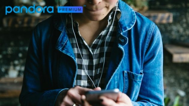 free Pandora Premium subscription