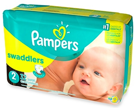 CVS: Pampers Diapers (Jumbo Packs) just $4.49!