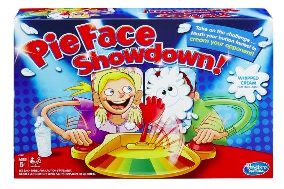 Amazon.com: Pie Face Showdown Game just $11.83!