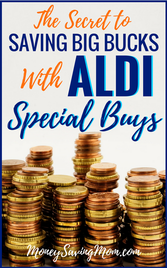 ALDI Special Buys: One of ALDI's best kept secrets that will save you TONS of money!