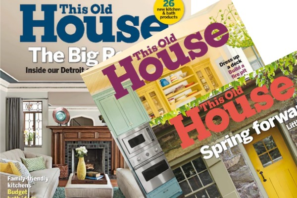 This Old House Magazine Subscription For ONLY $5!!   Money Saving Mom®