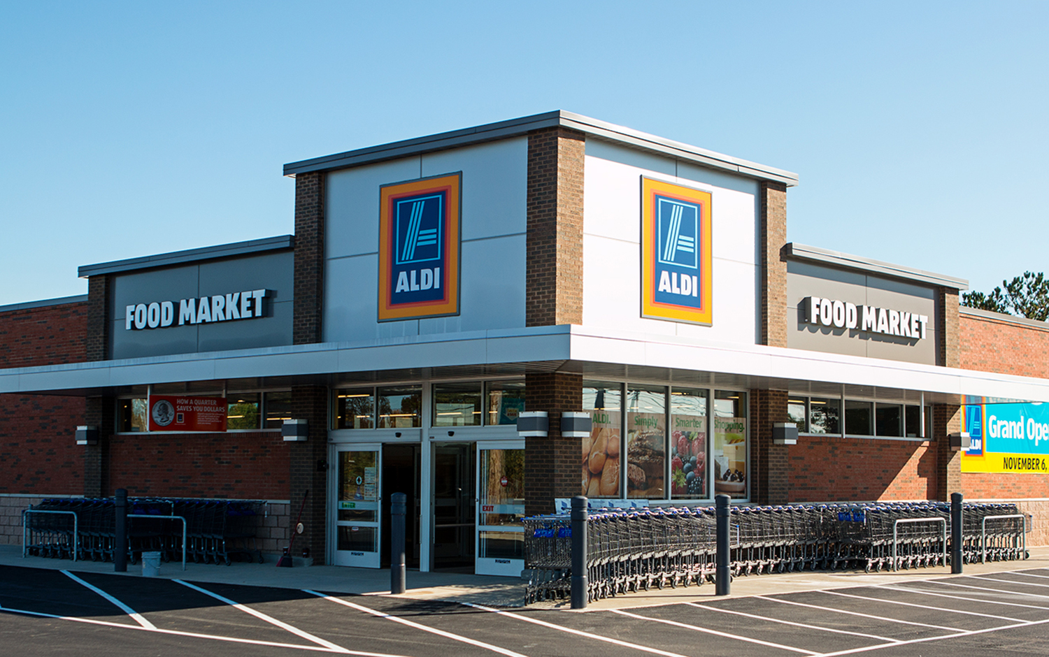 ALDI offering grocery delivery services in select cities!!