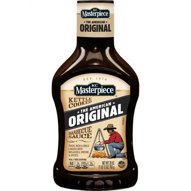 Target: Free KC Masterpiece BBQ Sauce!