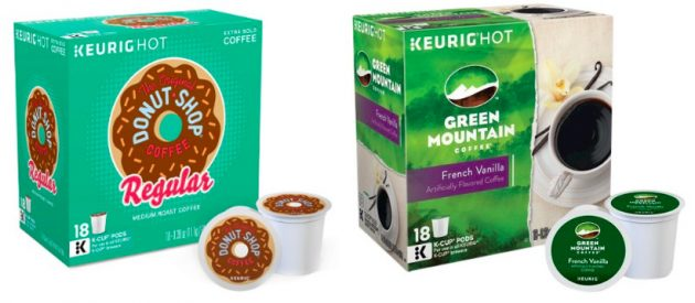 Target.com: The Original Donut Shop K-Cups (18 count) only $4.99 shipped, plus more!