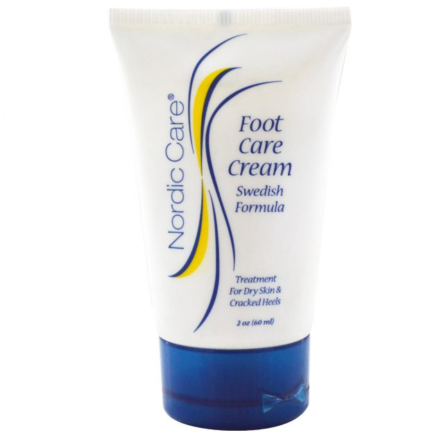 Free sample of Nordic Care Foot Care Cream