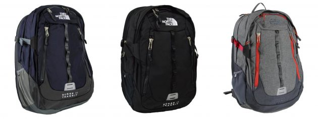 Get a North Face Surge II Transit Backpack for just $70.99 shipped (reg. $139)!
