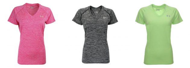 Get a Women's Under Armour T-Shirt for just $15 shipped!