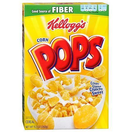 CVS: Kellogg's Corn Pops only $1!