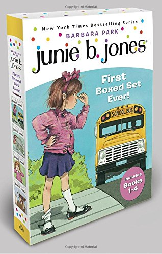 Amazon.com: Get Junie B. Jones's First Boxed Set Ever! (Books 1-4) Paperback Books for just $6.46!