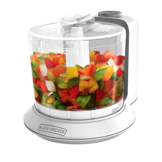 Amazon.com: Black+Decker 1.5-Cup Electric Food Chopper just $9.22!