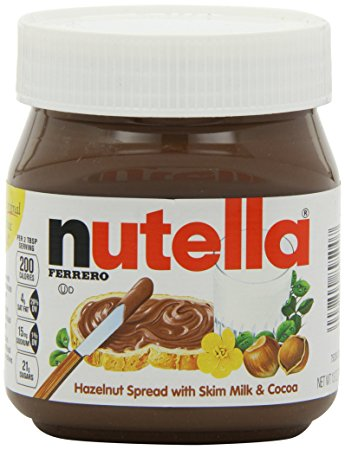 Walmart: Free Nutella Spread!