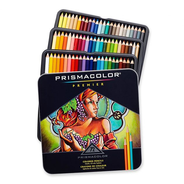 Amazon.com: Prismacolor Premier Colored Pencils, 72-count only $24!