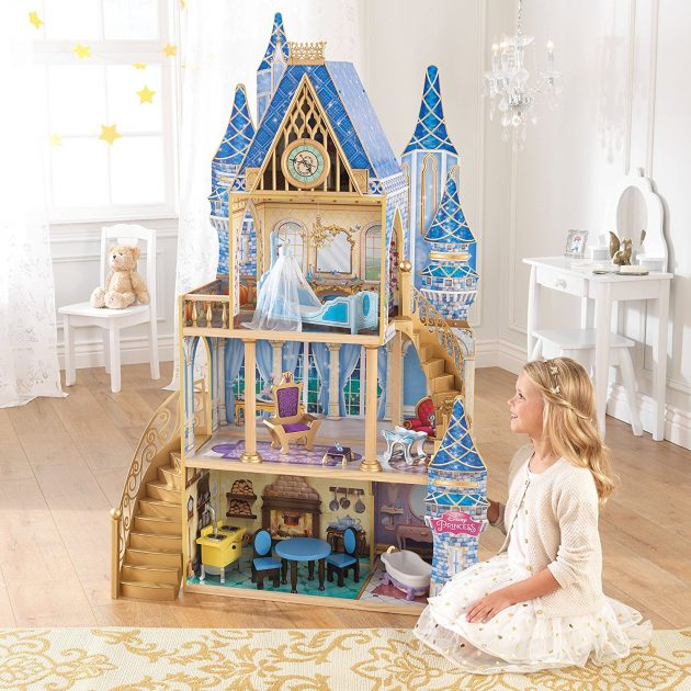Amazon.com: KidKraft Disney Princess Cinderella Royal Dreams Dollhouse just $93.82 shipped!