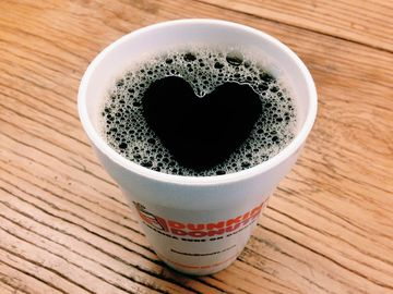 Dunkin Donuts: Buy One, Get One Free Coffee on September 29, 2017