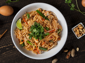 P.F. Chang's: Free Chicken Pad Thai with any Entree Purchase {today only}