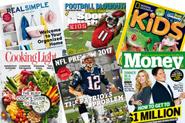 Premium Magazine Sale: Get rare titles at great prices!!