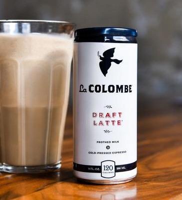 Free La Colombe Draft Latte Espresso Drink
