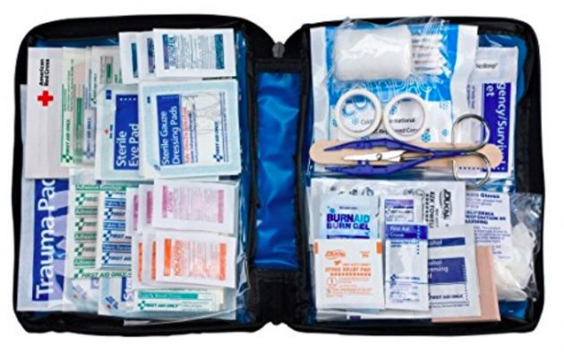 Amazon.com: All-purpose First Aid Kit with Soft Case just $12.80!