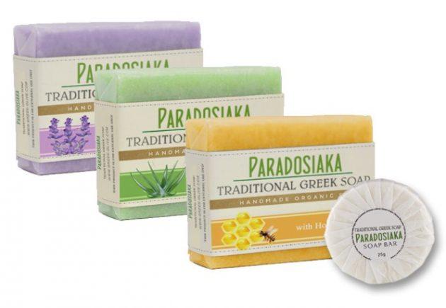 Free Greek Soap Sample
