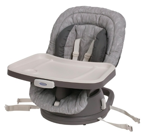 Amazon.com: Graco Swivi Seat 3-in-1 Booster High Chair just $39.19 shipped!