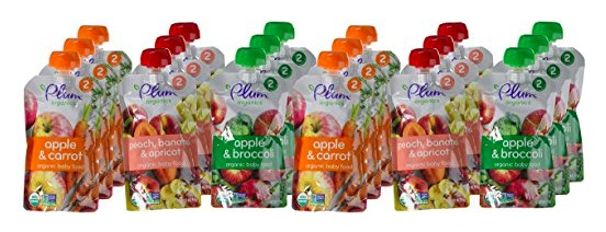 Amazon.com: Plum Organics Stage 2 Baby Food (Pack of 18) just $13.51 shipped!