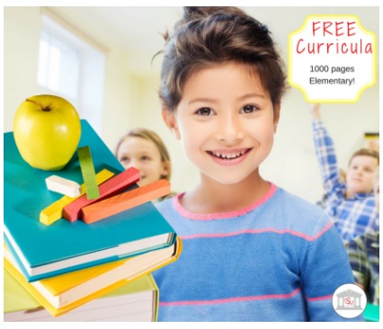 Free Printable Elementary Curricula and Resources