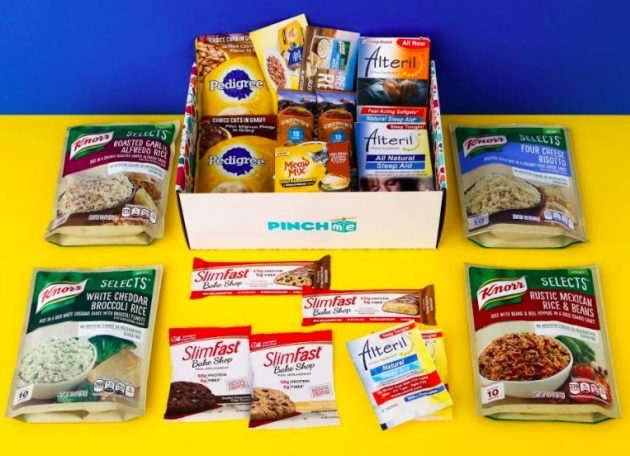 PINCHme Sample Tuesday: Get a huge box of free samples tomorrow at Noon EST!