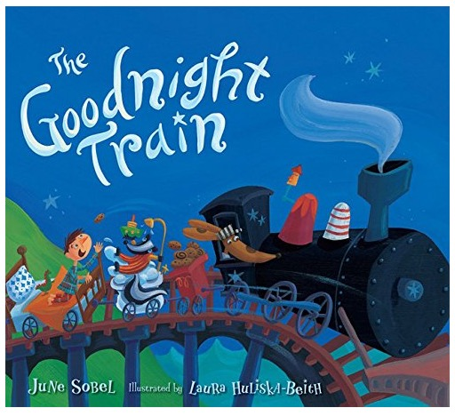 Get The Goodnight Train board book for just $3.30!