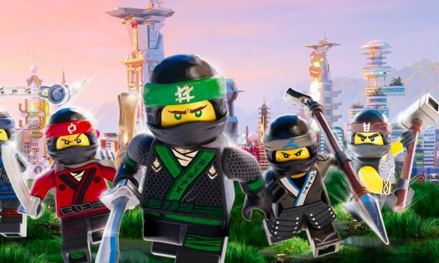 Target: Free LEGO Ninjago Movie Scavenger Hunt on September 30, 2017