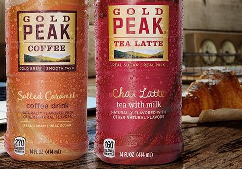 Kroger Free Friday Download: Gold Peak Coffee or Tea Latte