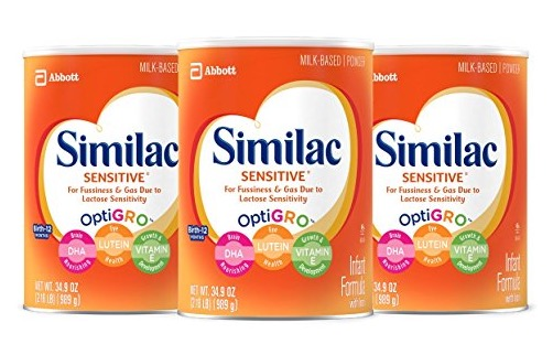 *HOT* Extra 40% Off Similac Formula = $17.20 per Two-Pound Can!!