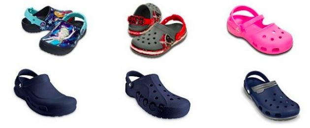 Crocs.com: Get Crocs for just $14.99 shipped!