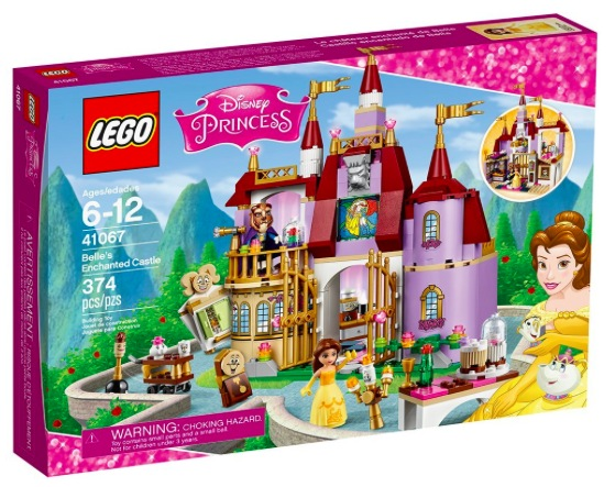 Amazon.com: LEGO Disney Princess Belle's Enchanted Castle just $36.99 shipped!