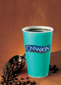 Cinnabon: Free Coffee on September 29, 2017