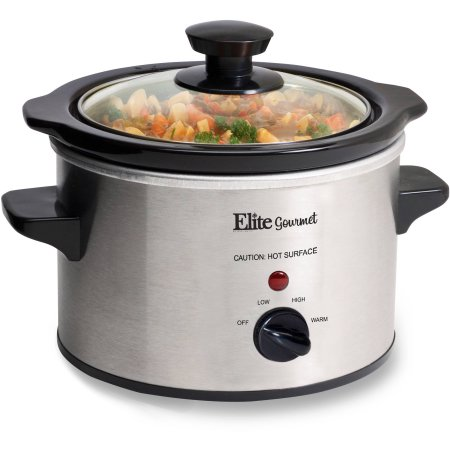 Walmart: Free Elite Gourmet Slow Cooker after rebate!