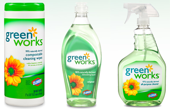 Target: Green Works Cleaners just $1.80!